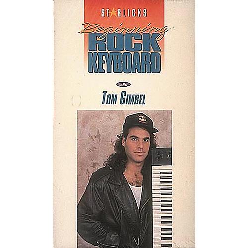 Hal Leonard Beginning Rock Keyboard-thumbnail