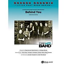 Alfred Behind You Jazz Band Grade 4 Set