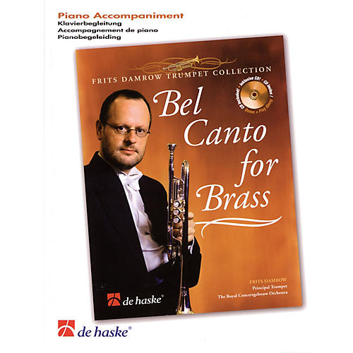 De Haske Music Bel Canto for Brass (Frits Damrow Trumpet Collection) De Haske Play-Along Book Series by Frits Damrow-thumbnail