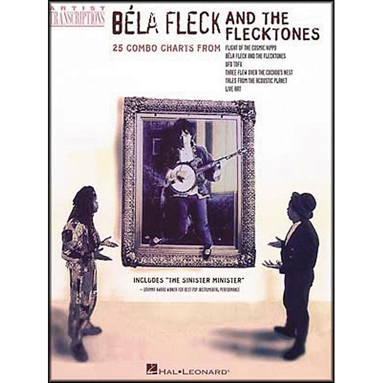 Hal LeonardBela Fleck & the Flecktones Banjo Tab Songbook