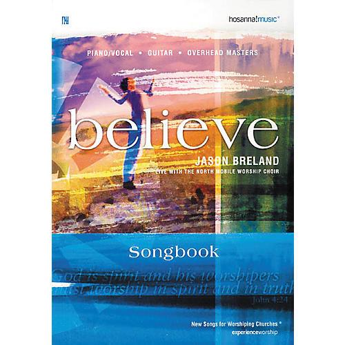 Hal Leonard Believe Jason Breland Book