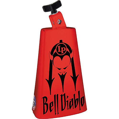 LP Bell Diablo Cowbell