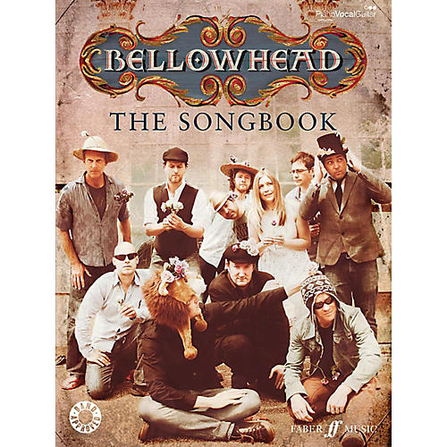 Alfred Bellowhead: The Songbook - Piano/Vocal/Guitar-thumbnail