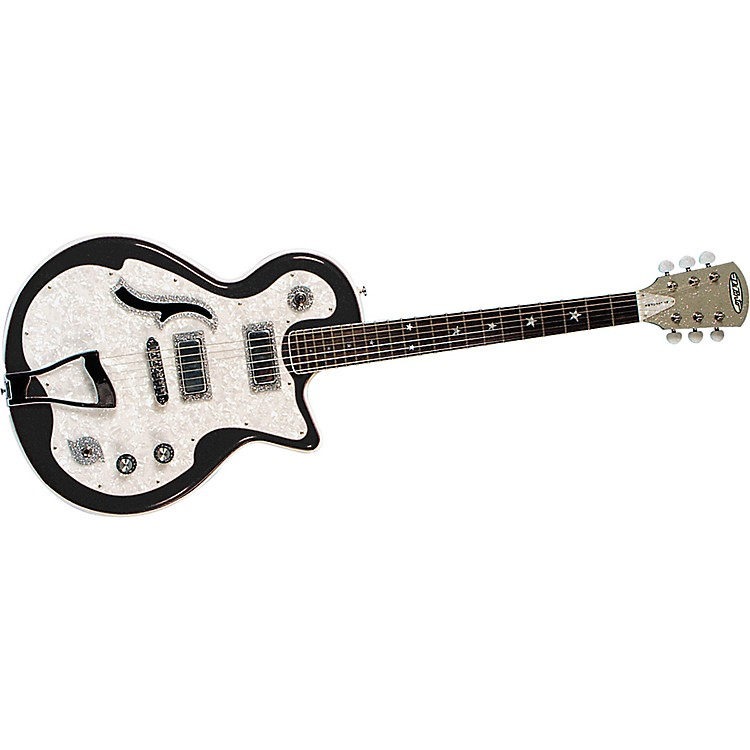 DiPintoBelvedere Deluxe Electric Guitar