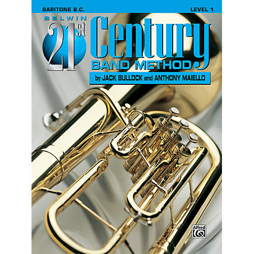 Alfred Belwin 21st Century Band Method Level 1 Baritone B.C. Book-thumbnail