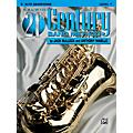 Alfred Belwin 21st Century Band Method Level 1 E-Flat Alto Saxophone Book