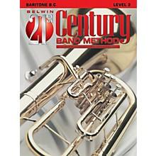 Alfred Belwin 21st Century Band Method Level 2 Bari BC Book