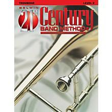 Alfred Belwin 21st Century Band Method Level 2 Trombone Book