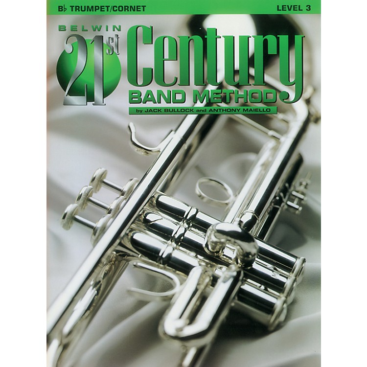 Alfred Belwin 21st Century Band Method Level 3 B-Flat Cornet (Trumpet)