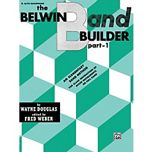 Alfred Belwin Band Builder Part 1 E-Flat Alto Saxophone