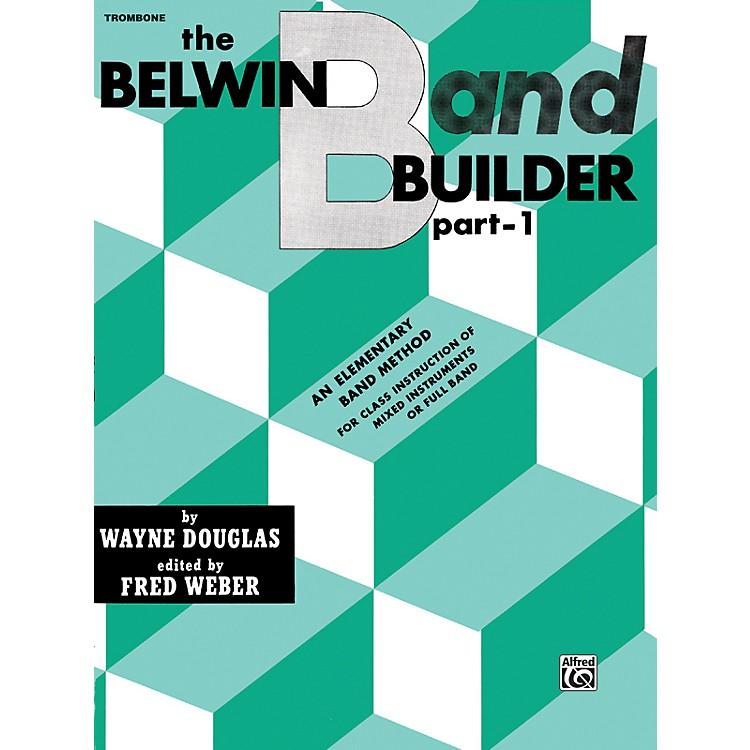 AlfredBelwin Band Builder Part 1 Trombone (B.C.)