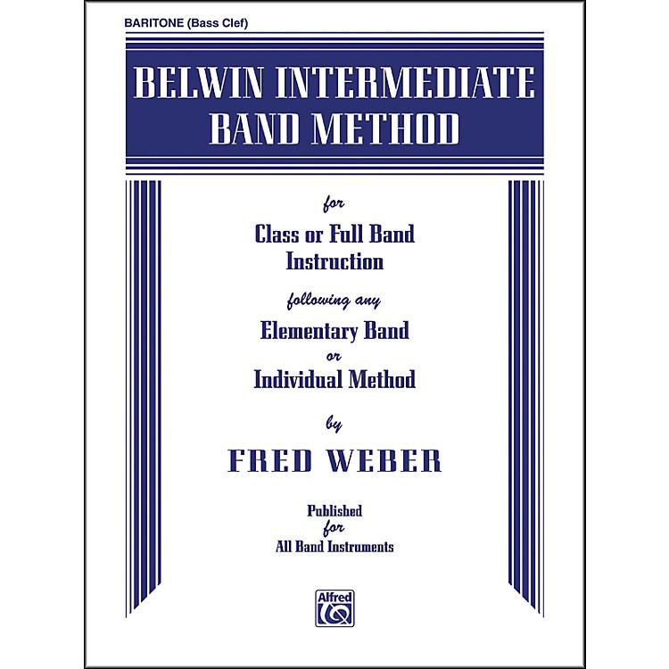 AlfredBelwin Intermediate Band Method Baritone B.C.