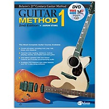 Alfred Belwin's 21st Century Guitar Method 1, Book, DVD & Online Audio, Video & Software  2nd Edition