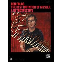 Alfred Ben Folds - The Best Imitation of Myself (A Retrospective) Book