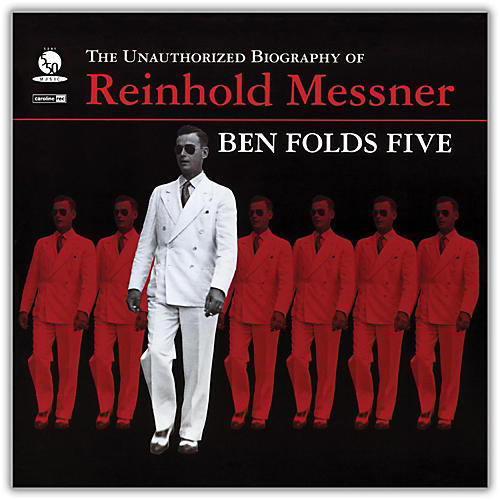 Universal Music Group Ben Folds Five - Unauthorized Biography Of Reinhold Messner LP-thumbnail