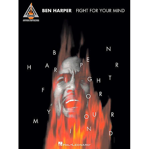 Hal Leonard Ben Harper - Fight For Your Mind Guitar Tablature Songbook-thumbnail