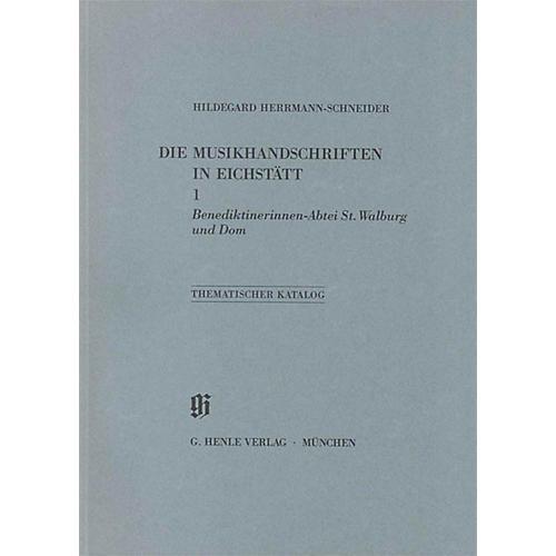 G. Henle Verlag Benediktinerinnen-Abtei St. Wallburg und Dom Henle Books Series Softcover
