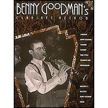 Hal Leonard Benny Goodman Clarinet Method