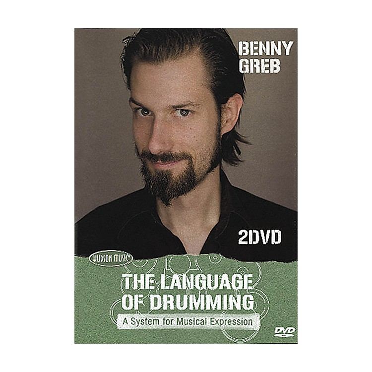 Hudson Music Benny Greb: The Language of Drumming 2-DVD Set