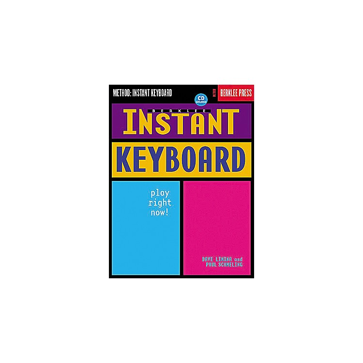 Hal LeonardBerklee Instant Keyboard