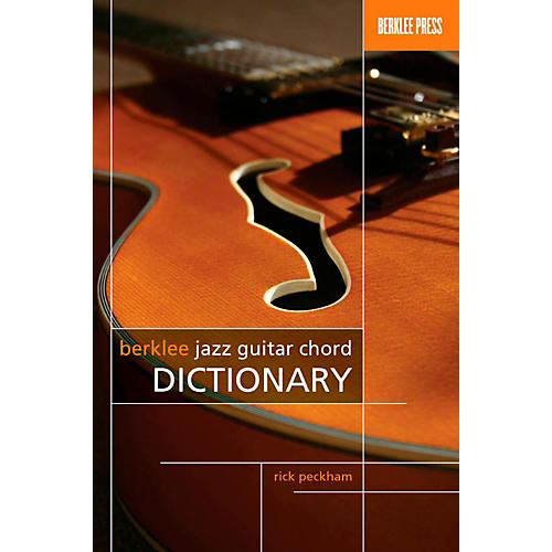 Berklee Press Berklee Jazz Guitar Chord Dictionary-thumbnail