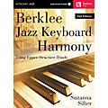 Berklee Press Berklee Jazz Keyboard Harmony - 2nd Edition Berklee Guide Series Softcover Audio Online by Suzanna Sifter