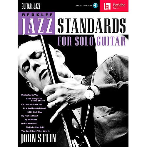 Berklee Press Berklee Jazz Standards For Solo Guitar - Berklee Press Book/CD-thumbnail