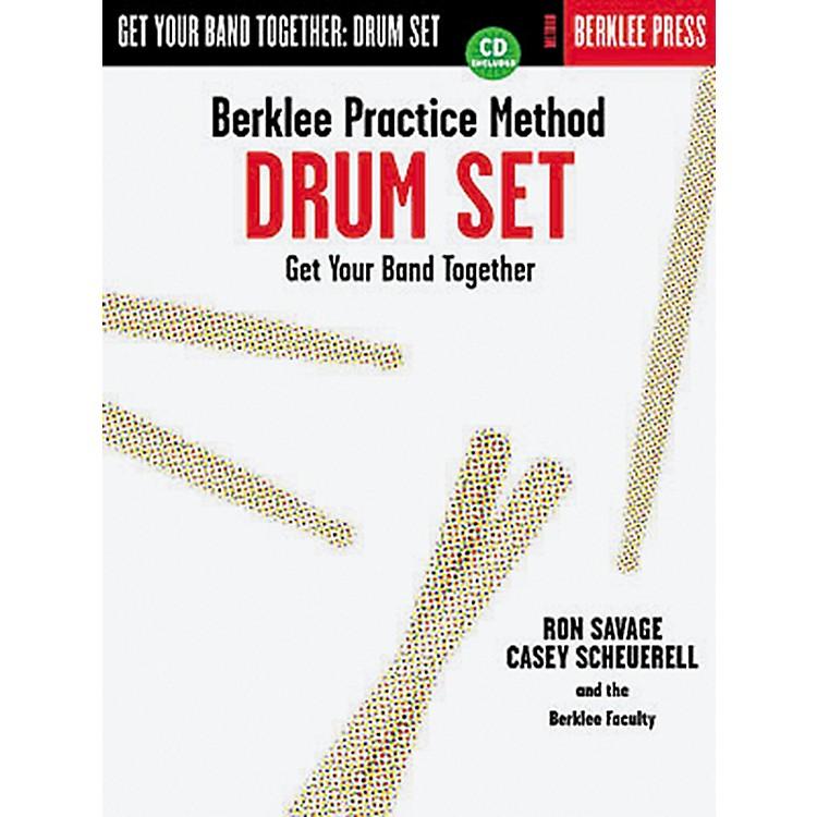 Hal LeonardBerklee Practice Method: Drum Set Book/CD