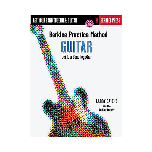 Hal Leonard Berklee Practice Method: Guitar Book/CD