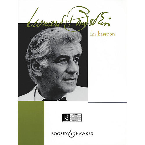 Boosey and Hawkes Bernstein for Bassoon Boosey & Hawkes Chamber Music Series by Leonard Bernstein-thumbnail