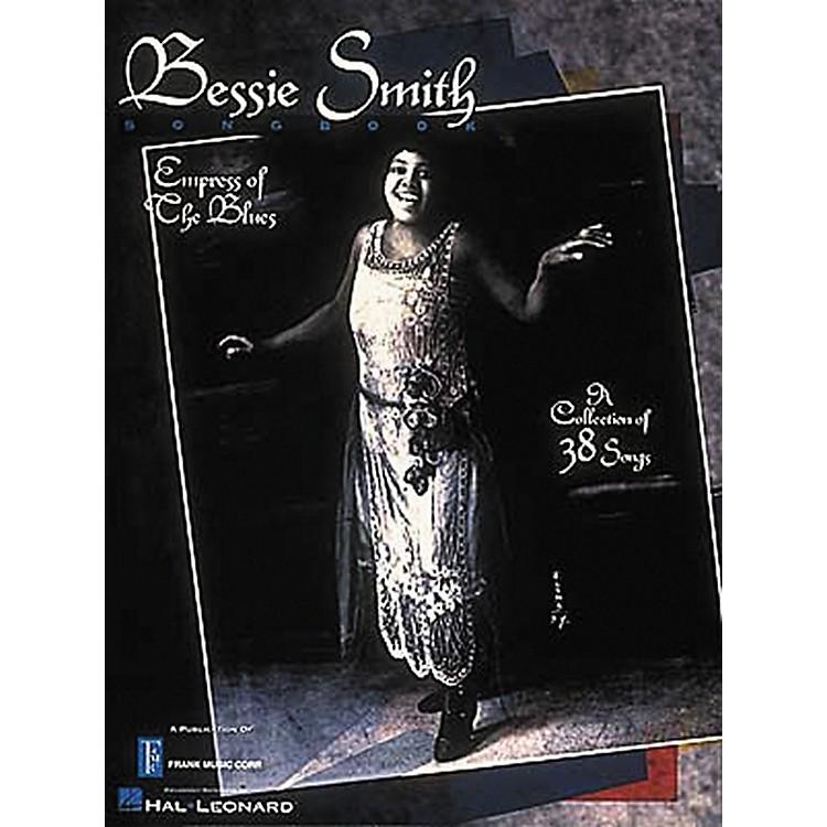 Hal LeonardBessie Smith Songbook Piano, Vocal, Guitar Songbook