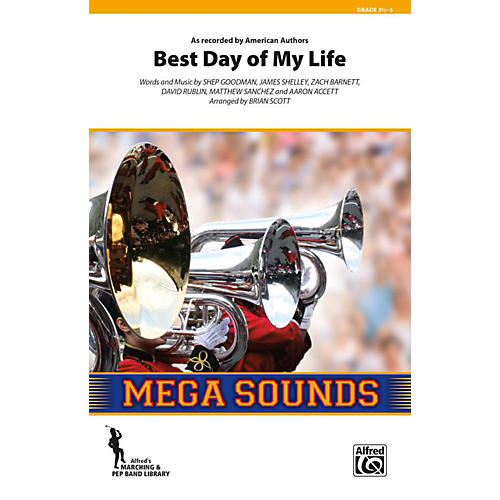 Alfred Best Day of My Life Grade 3 (Medium)-thumbnail