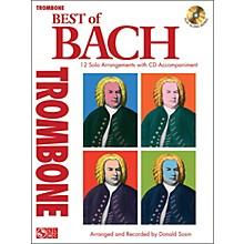 Cherry Lane Best Of Bach Trombone