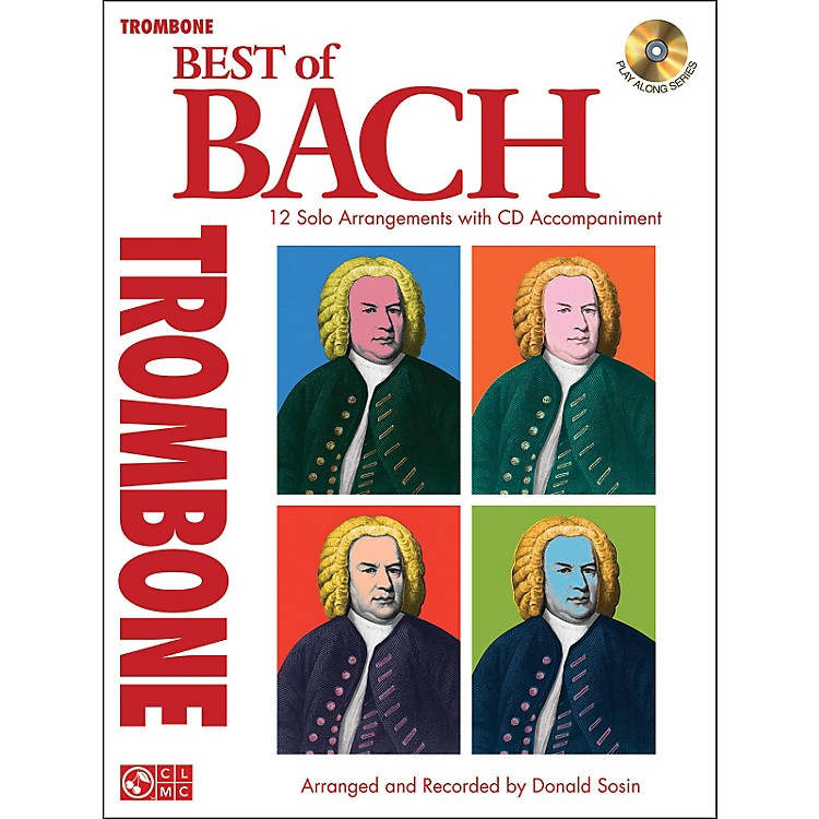 Cherry LaneBest Of Bach Trombone