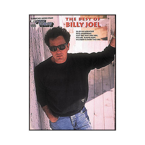 Hal Leonard Best Of Billy Joel E-Z Play 155