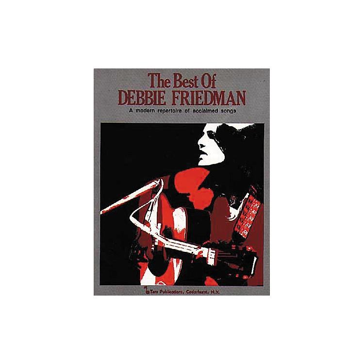 Tara PublicationsBest Of Debbie Friedman Book