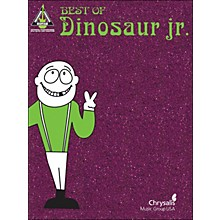 Hal Leonard Best Of Dinosaur Jr. Guitar Tab Songbook