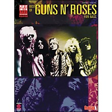 Cherry Lane Best Of Guns N' Roses for Bass