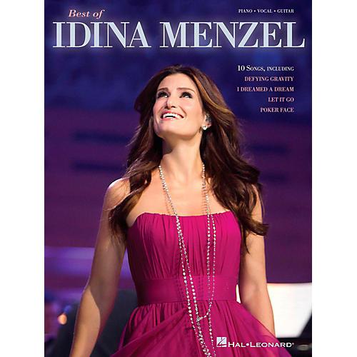 Hal Leonard Best Of Idina Menzel Piano/Vocal/Guitar Songbook-thumbnail