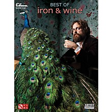 Cherry Lane Best Of Iron & Wine Easy Guitar With Tab