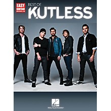 Hal Leonard Best Of Kutless - Easy Guitar Songbook (With Tab)
