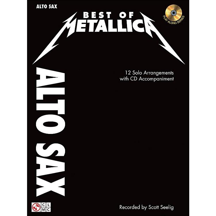 Cherry LaneBest Of Metallica Alto Sax