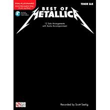 Cherry Lane Best Of Metallica Tenor Sax
