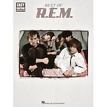 Hal Leonard Best Of R.E.M. Easy Guitar Tab Songbook