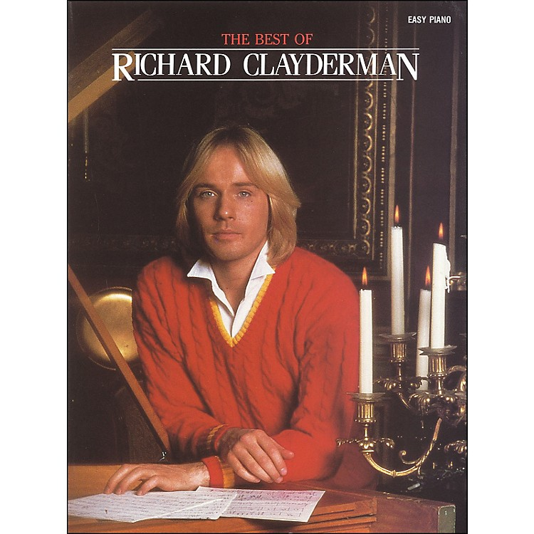 Hal Leonard Best Of Richard Clayderman for Easy Piano