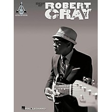Hal Leonard Best Of Robert Cray Guitar Tab Songbook