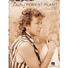 Hal Leonard Best Of Robert Plant PVG Songbook
