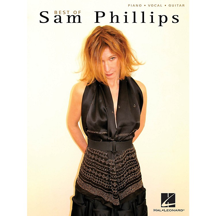 Hal LeonardBest Of Sam Phillips PVG Songbook