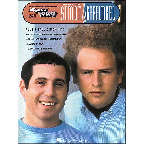 Hal Leonard Best Of Simon & Garfunkel E-Z Play 245