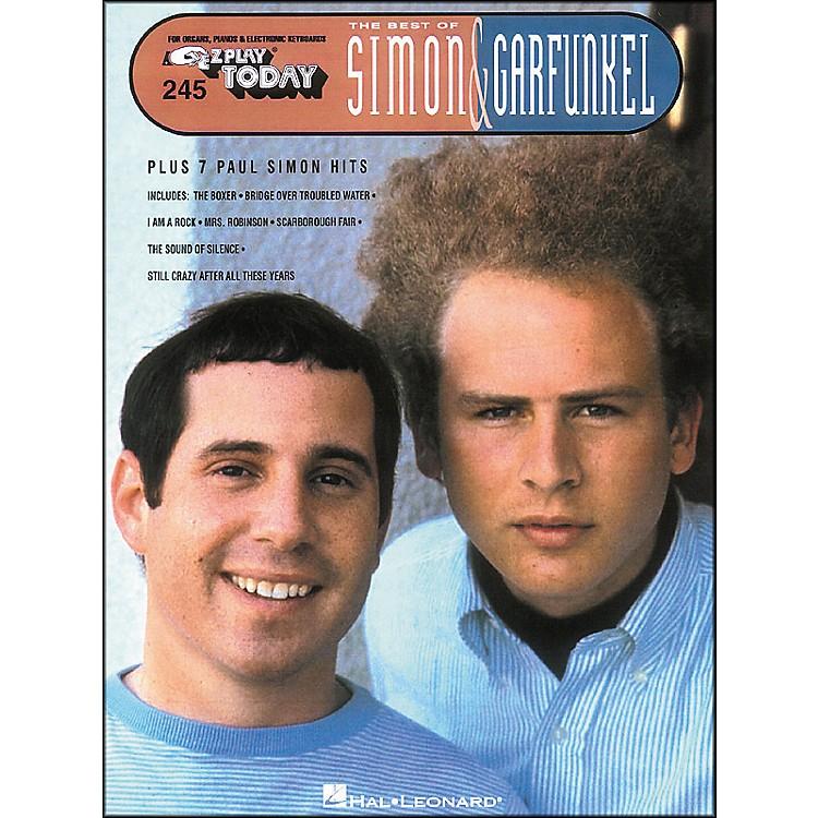 Hal LeonardBest Of Simon & Garfunkel E-Z Play 245